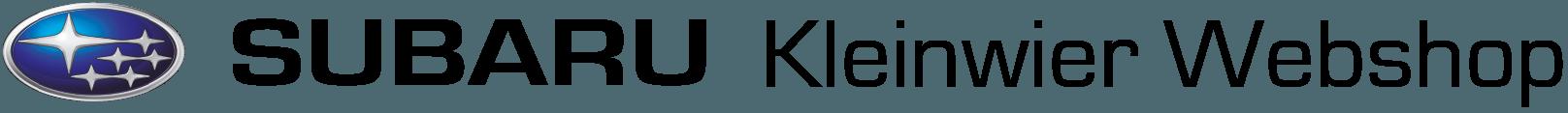 Subaru Kleinwier Webshop